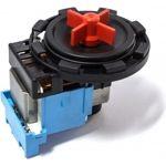 Насос сливной ( помпа ) PLASET 30W ( без улитки на защелки 8шт. ) к стиральным машинам разных фирм PMP101UN фото