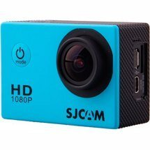 Экшн-камера SJCAM SJ4000 (Light Blue) фото