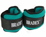 Утяжелители по 1 кг пара Bradex SF 0015 Геракл плюс Код27766 фото
